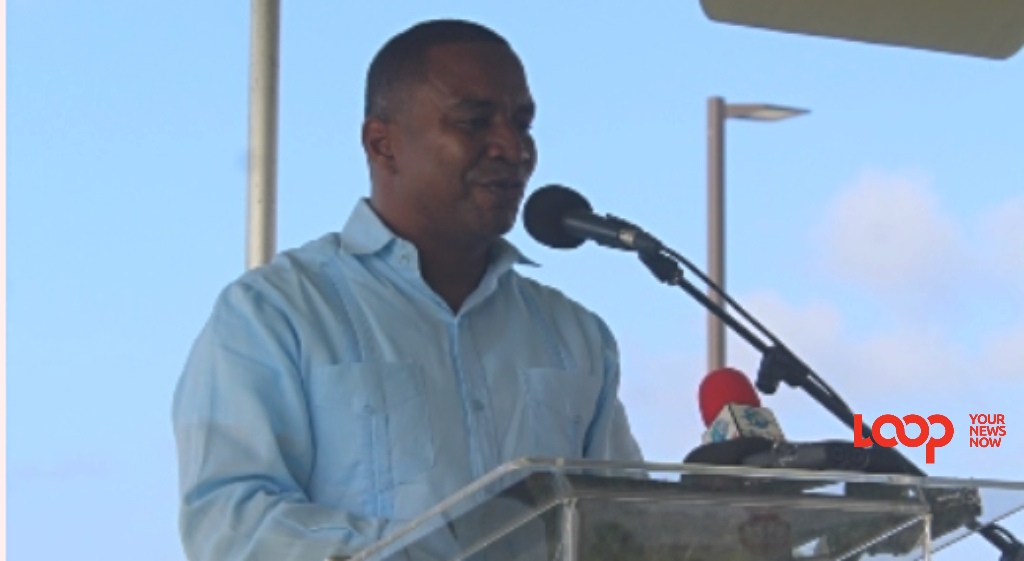Minister Wilfred Abrahams