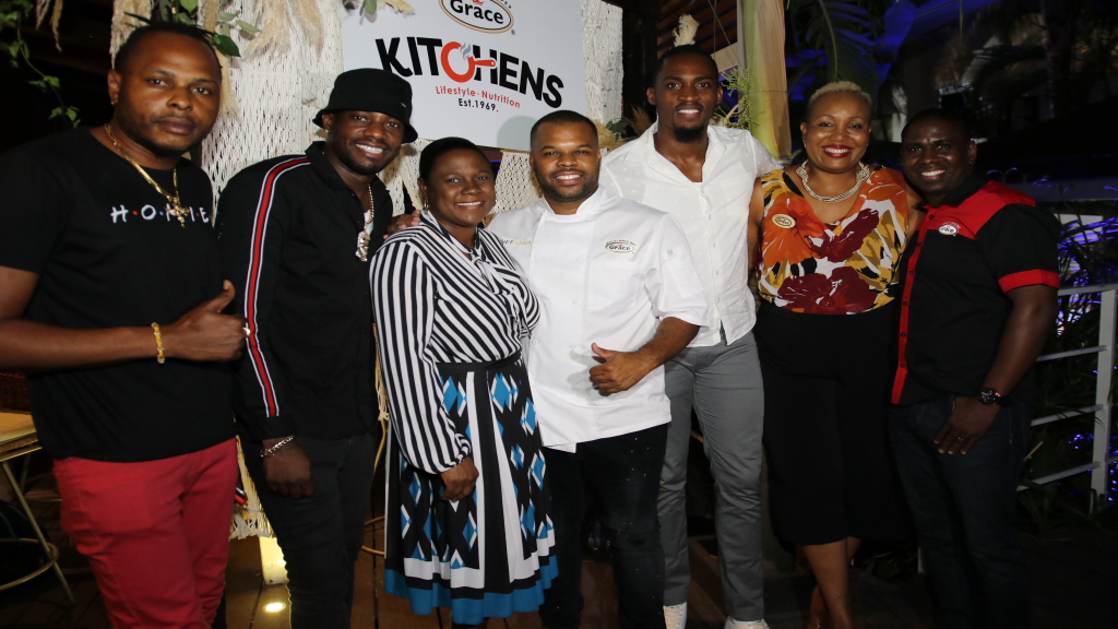 The Grace Kitchens family welcome their new executive Chef Shea Stewart.
