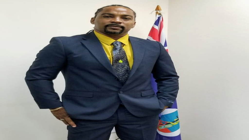 Minister of Agriculture, Crenston Buffonge