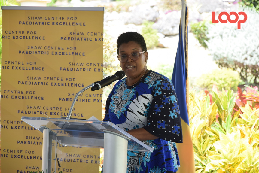 Executive chair of the Queen Elizabeth Hospital, Juliette Bynoe-Sutherland.