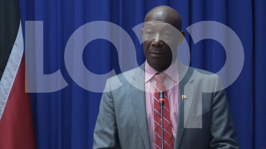 Prime Minister Dr Keith Rowley speaks at the Post Cabinet media briefing on December 19, 2019.