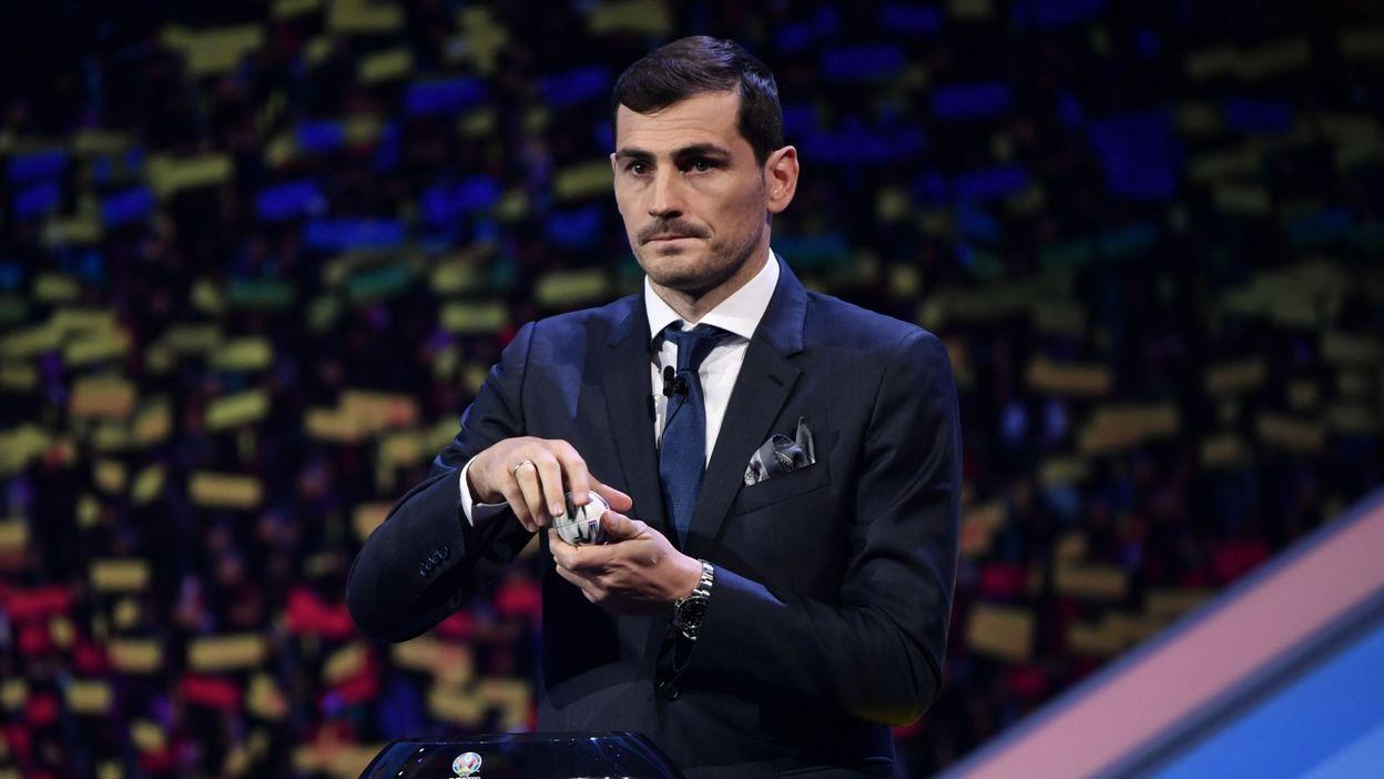 Iker Casillas - © FABRICE COFFRINI - AFP