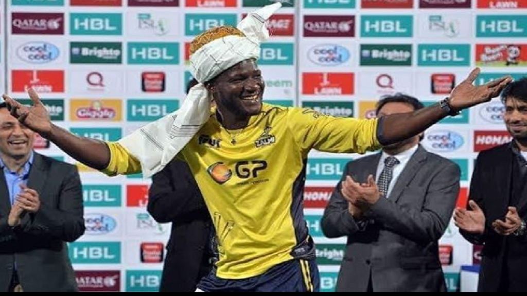 'Thank you Pakistan, truly honored to receive the civilian award' - Darren Sammy