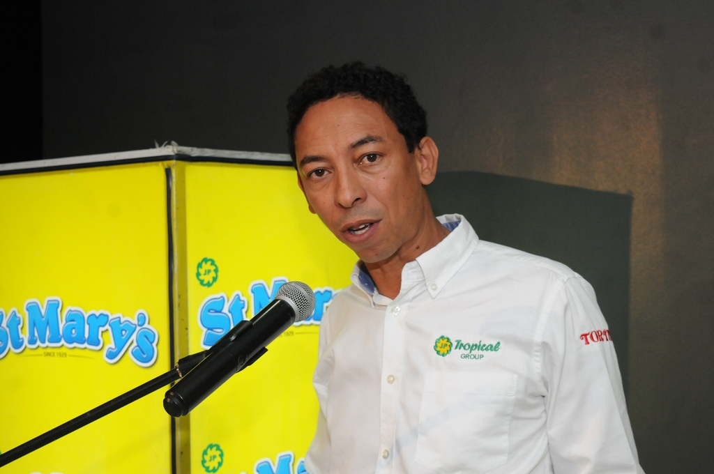 David Martin, managing director of JP Tropical Group Ltd.