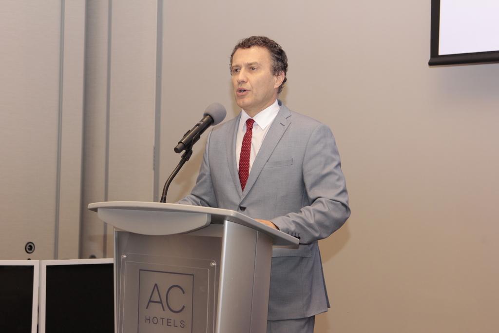 Yves Ferreira, European Investment Bank's Regional Representative for the Caribbean.