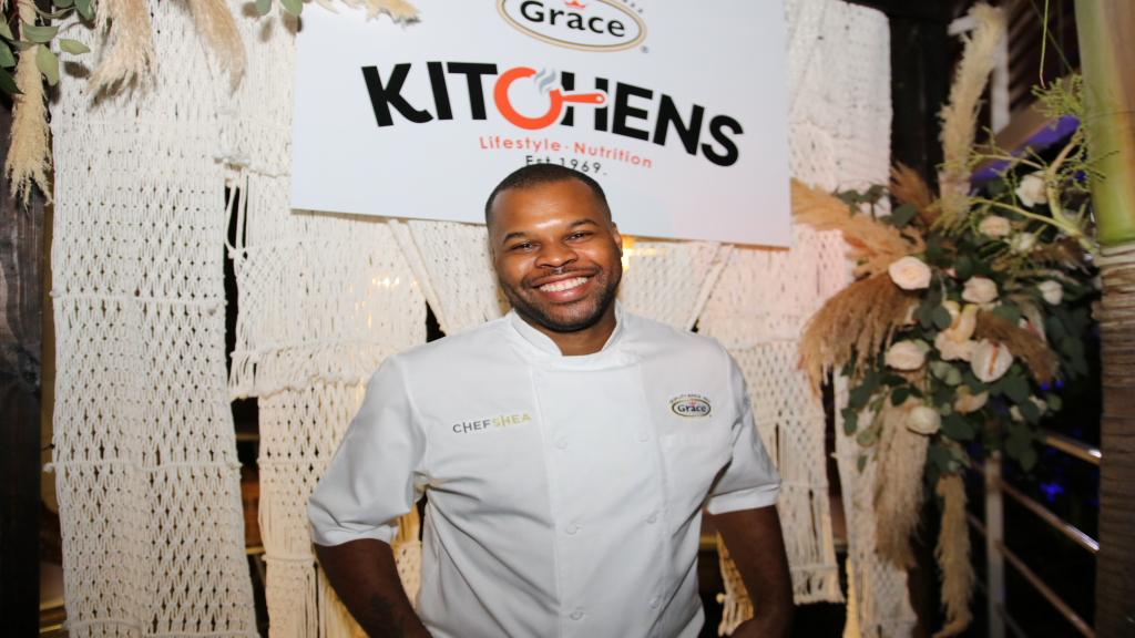 Chef Shea Stewart