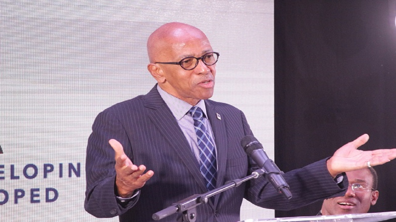 DBJ's Managing Director Milverton Reynolds says the bank is focused on facilitating economic growth and development for all Jamaicans
