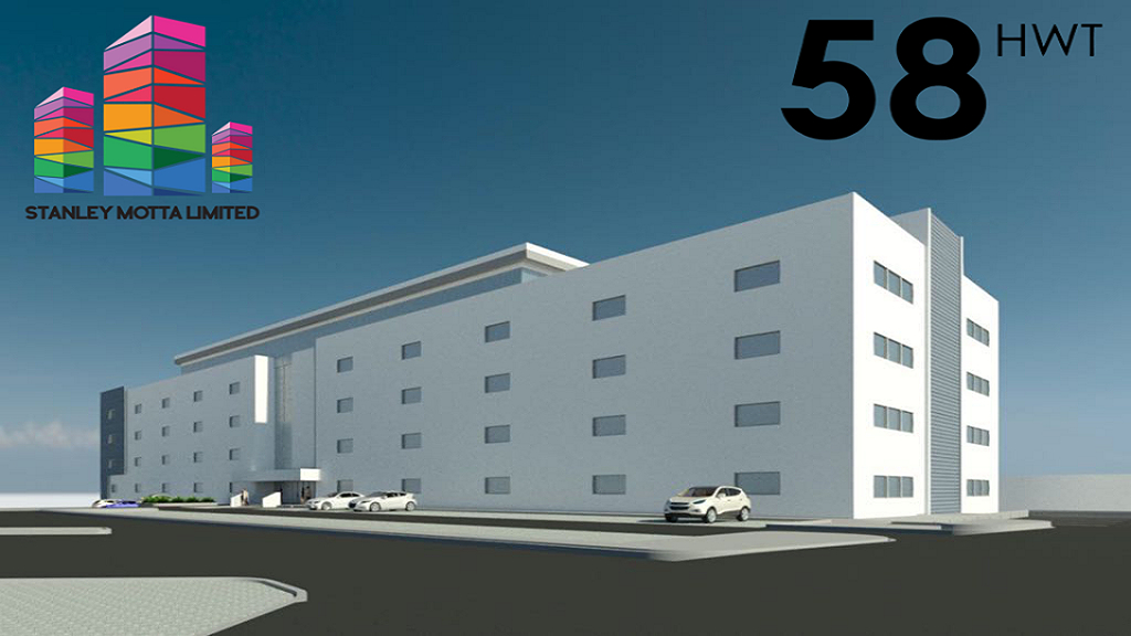 Stanley Motta Limited owns 58 HWT, a business process outsourcing and technology park.