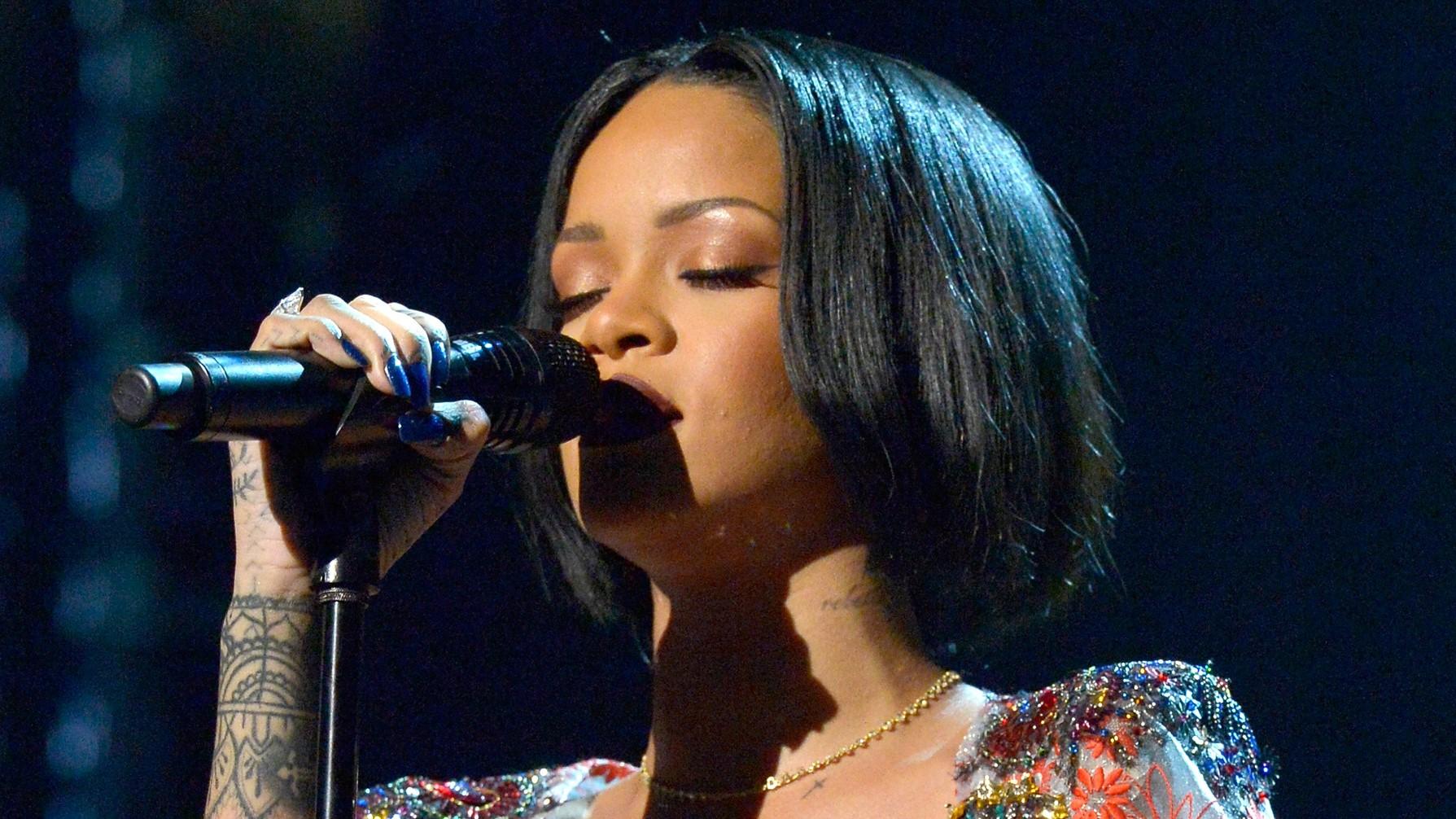 Rihanna (FILE)