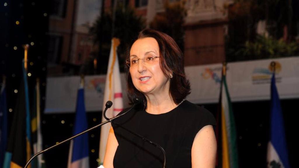 Karolin Troubetzkoy, President of CHTA