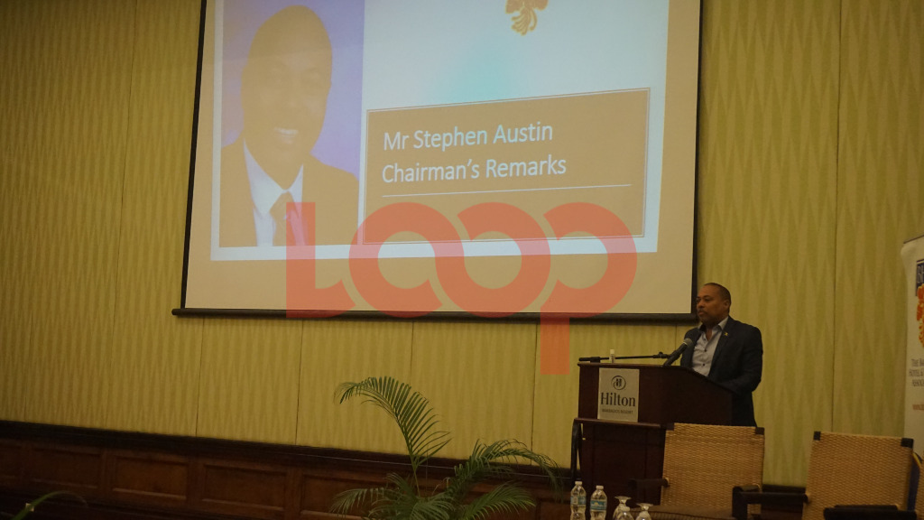 Chairman of the Barbados Hotel and Tourism Association, Stephen Austin