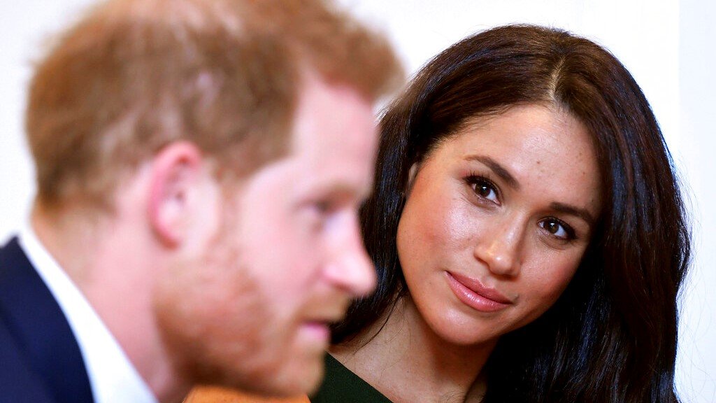 Buckingham Palace has responded to Prince Harry and Meghan Markle's joint statement