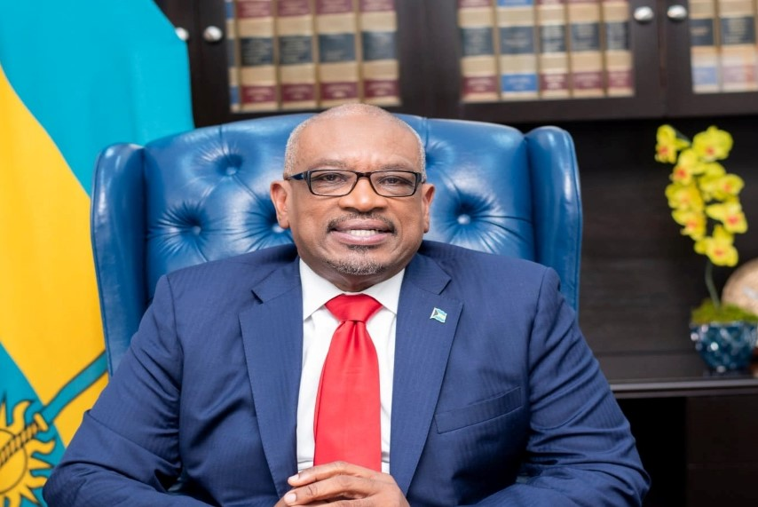 Dr Hubert Minnis, Prime Minister of the Bahamas. Photo: Office of the Prime Minister of the Bahamas