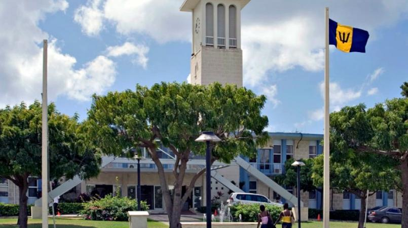The UWI, Cave Hill Campus.