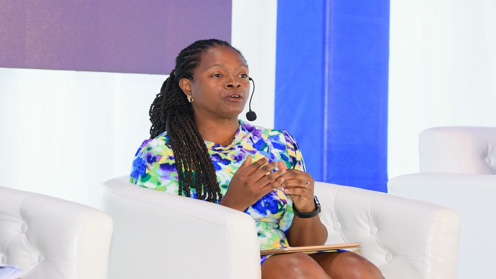 Sagicor Bank CEO Chorvelle Johnson Cunningham has shared precautionary notes for clients to consider when using the platform to ensure banking safety and limit potential electronic fraud occurrences.