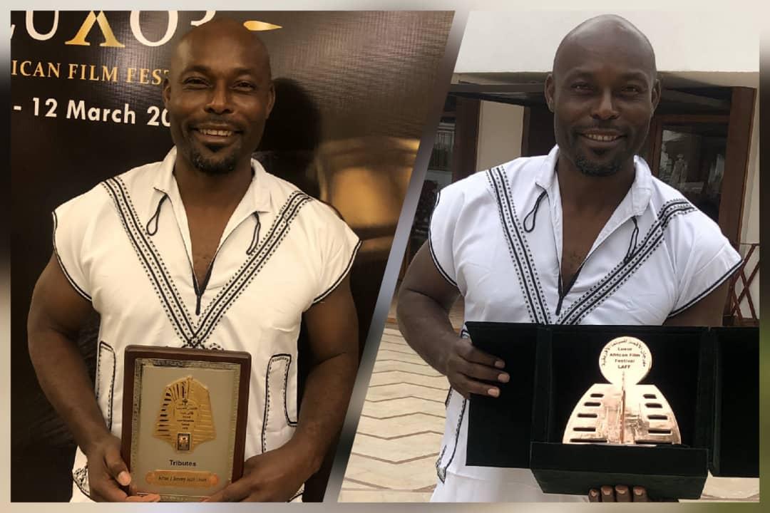 Jimmy Jean-Louis doublement honoré au 9e festival du film africain de Louxor en Égypte