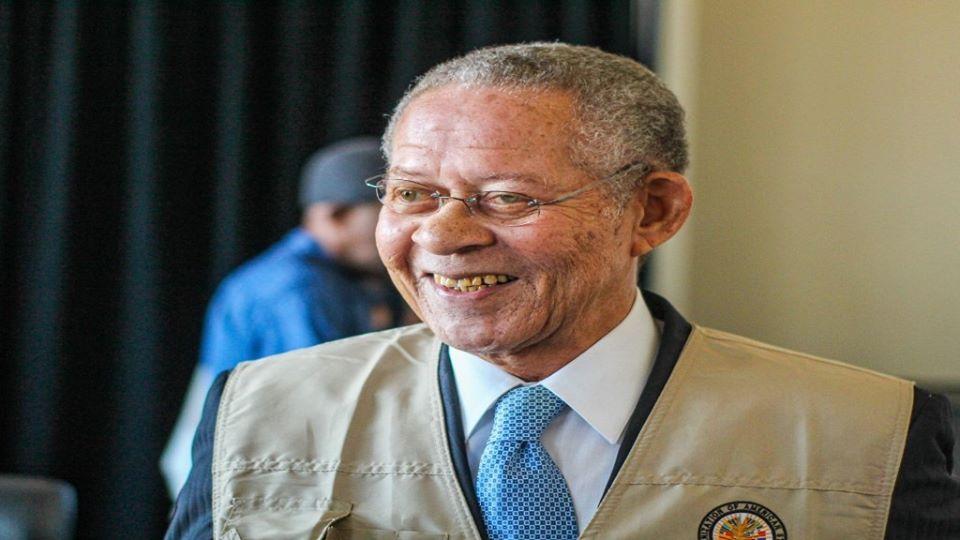 Former Jamaican Prime Minister Bruce Golding. Photo: Dillon De Shong