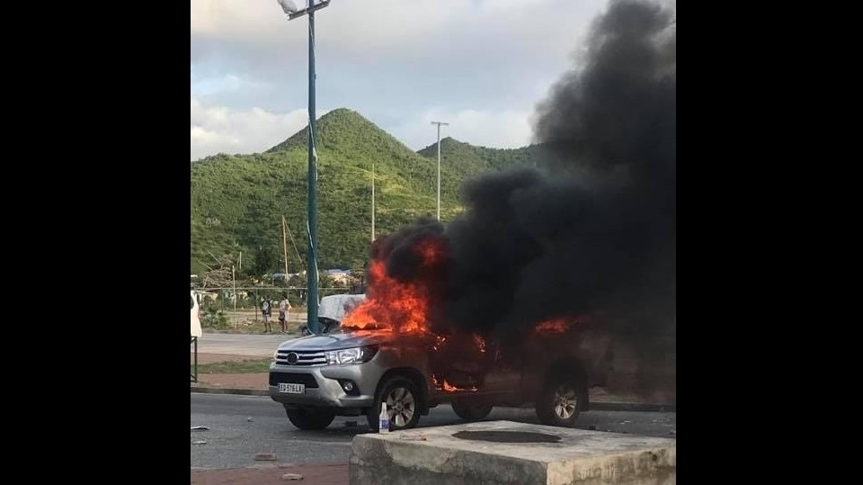 Photo courtesy: St Maarten News