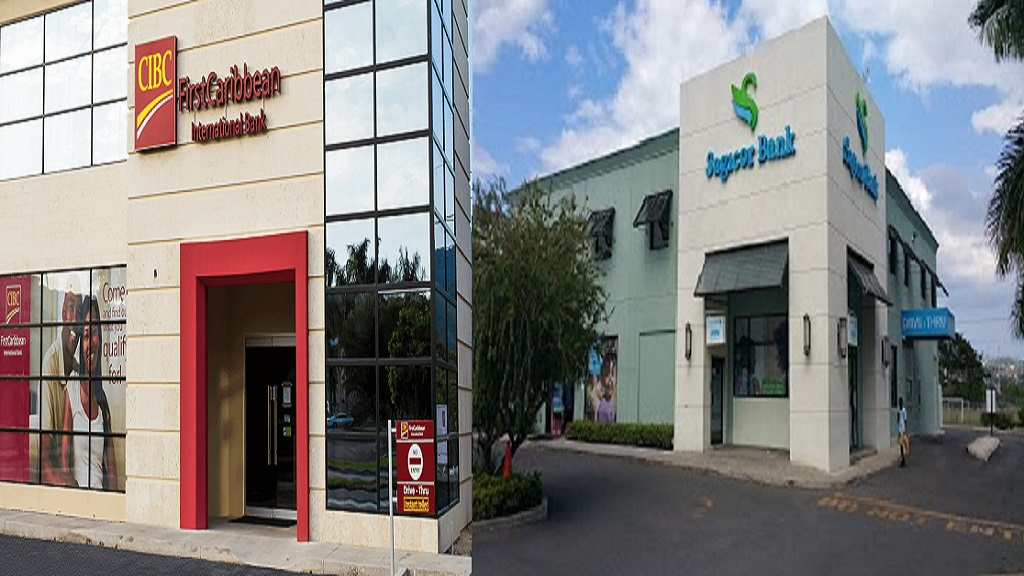 The two latest banks to announce reducedoperating hours include CIBC FirstCaribbean International Bank and Sagicor Bank