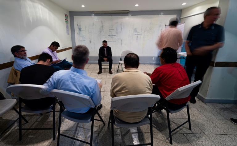 Machistes : au Mexique, sessions de rééducation pour ...