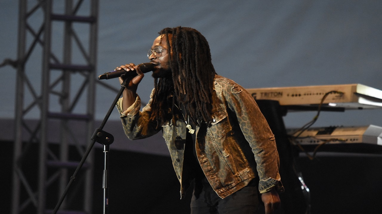 Reggae singer Jesse Royal will feature at UNPLGD on February 10  at the Ambassador Bar & Grill.
