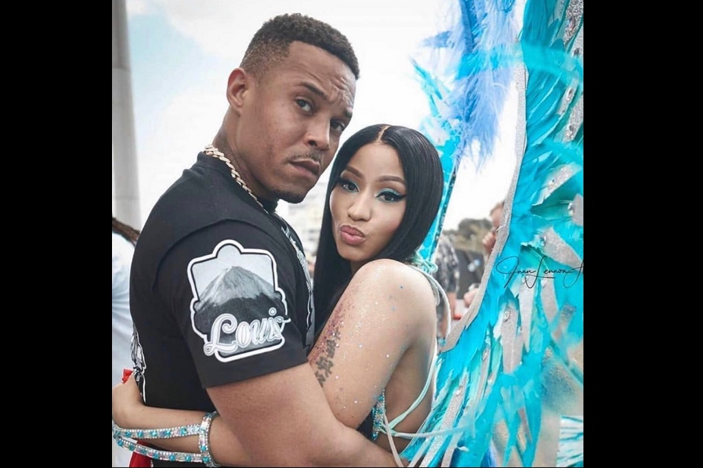 Nicki Minaj and Kenneth Petty enjoyed Carnival celebrations in her native Trinidad a week ago.