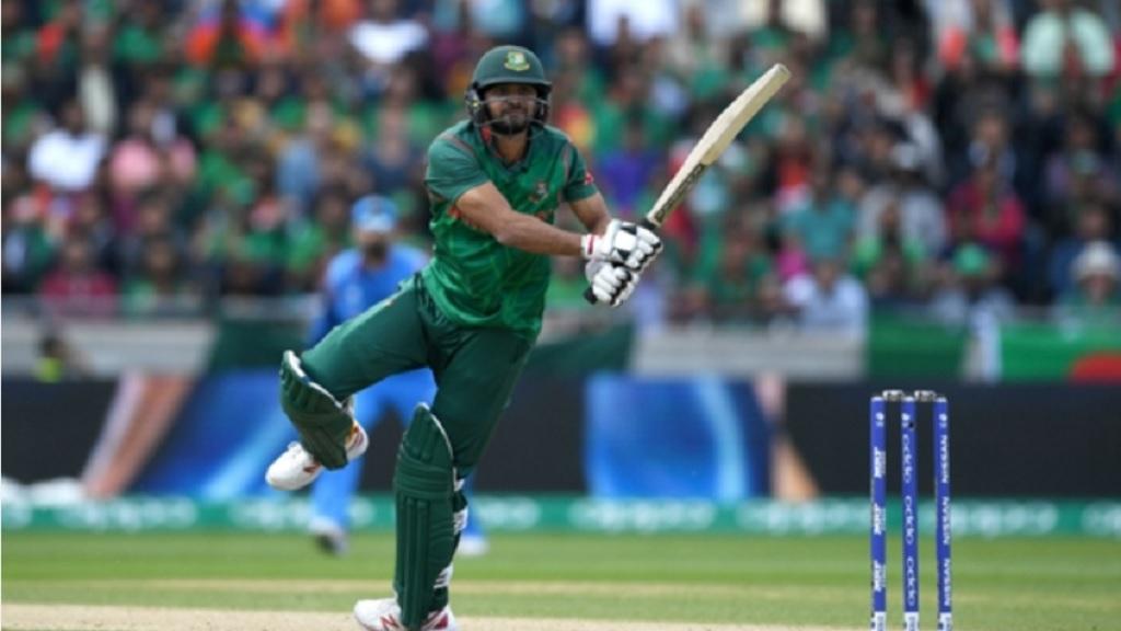 Bangladesh captain Mashrafe Mortaza.