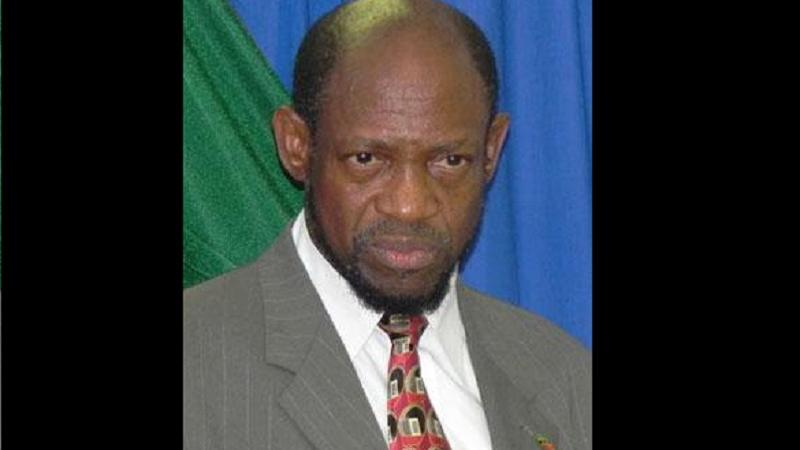 Former St Kitts and Nevis Prime Minister Dr Denzil Douglas (FILE)