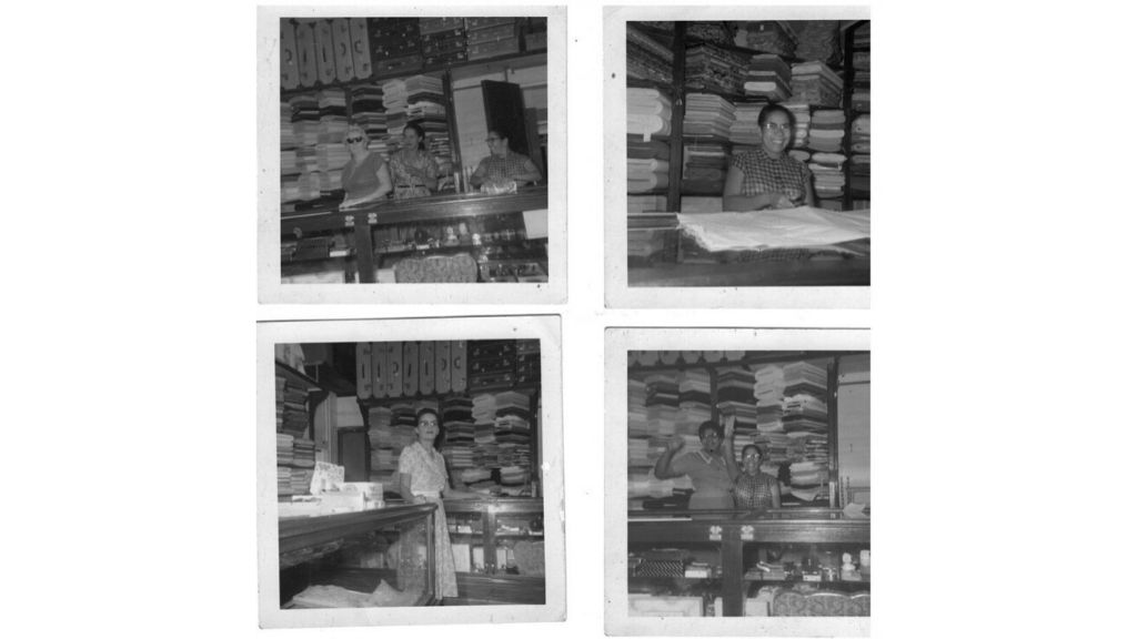 Merren dry Goods store, 1958 Image source: http://www.caymanseafarers.ky/historicgeorgetown with great thanks