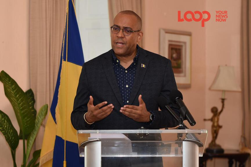 Minister of Tourism and International Transport, Kerri Symmonds.