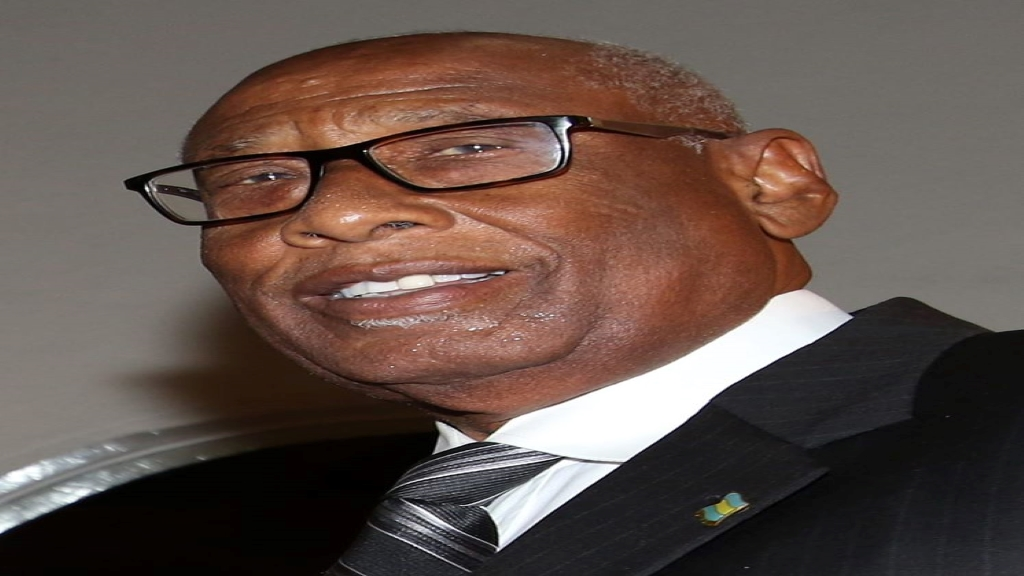 Governor-General Cornelius Smith. Photo: Office of the Prime Minister of Bahamas.