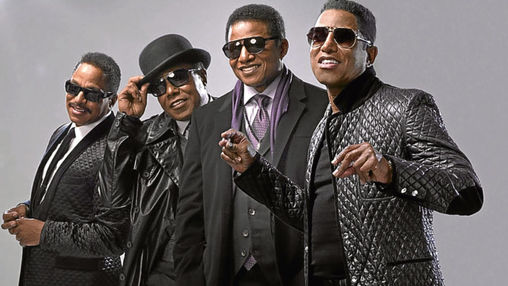 The Jacksons. Photo: AP