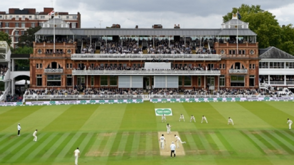 Lord's cricket ground in London.