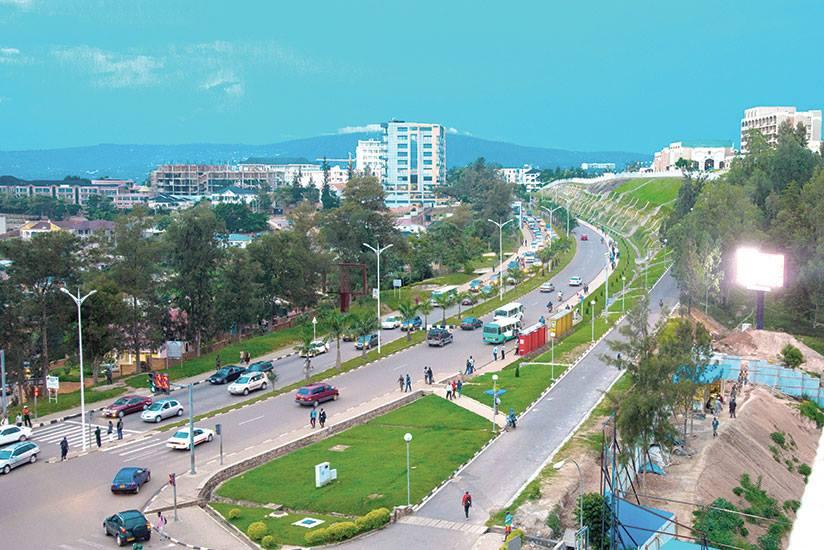 Une vue du pays des Mille collines. Crédit photo: Visit Rwanda/Facebook