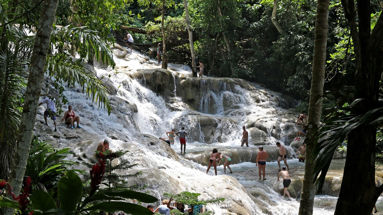 UDC is temporarily closing 10 attractions, including the world-renowned Dunn's River Falls.