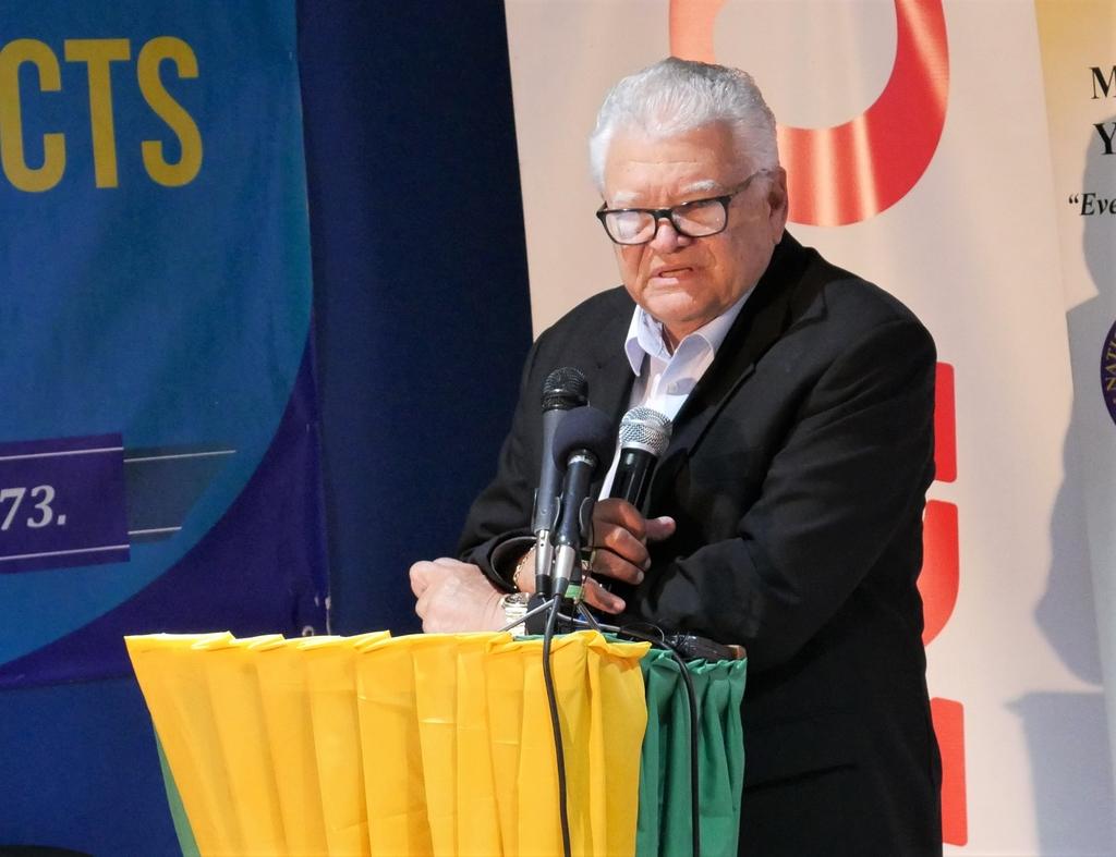 Acting Education Minister, Karl Samuda
