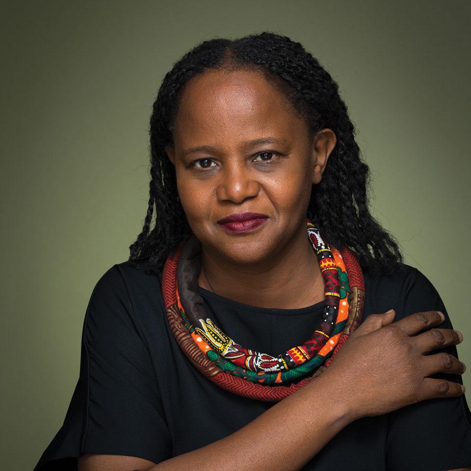 La romancière Edwidge Danticat, récipiendaire du prix National Book Critics Circle pour la fiction 2020 ./Photo: Source-Vibrasyon FM.
