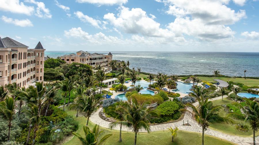 The Crane Resort, Barbados. Photo courtesy BusinessWire