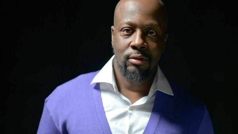 La superstar haïtienne Wyclef Jean. Charley Gallgy/AFP