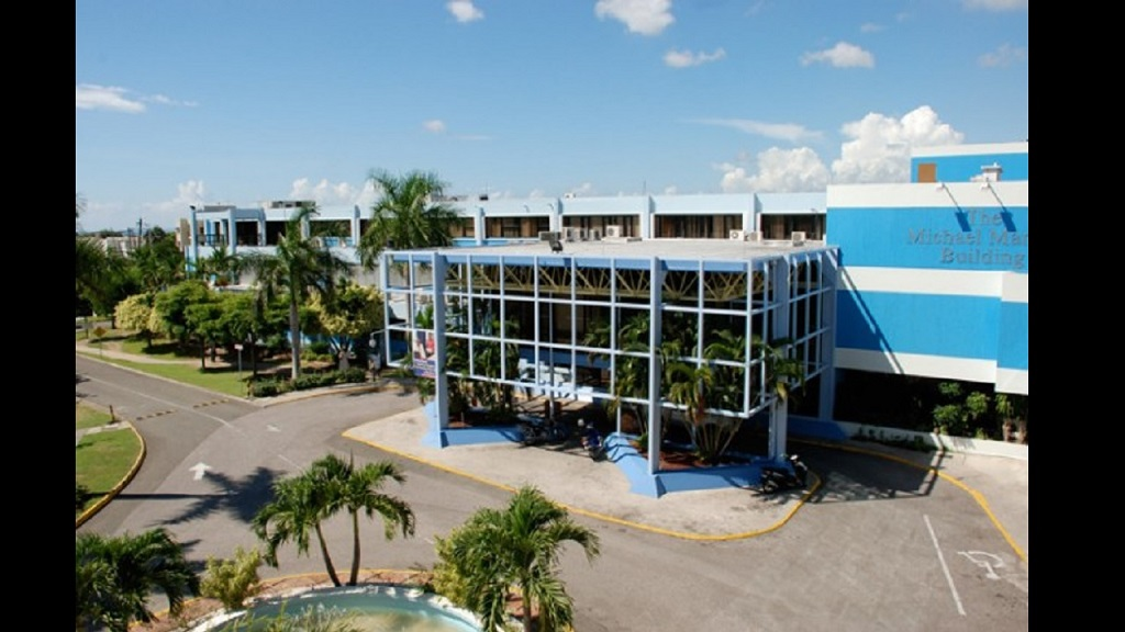The National Housing Trust (NHT) head office complex in New Kingston.
