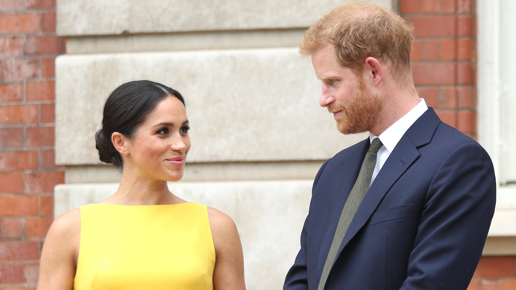 Writing on their Instagram page, Prince Harry and Meghan Markle said the geographic balance will be beneficial to their son Archie.
