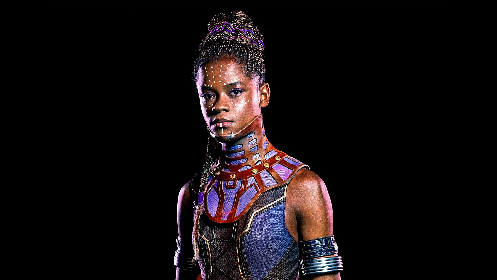 Actress Letitia Wright from Black Panther has signed up to star in the new movie about The Silent Twins.