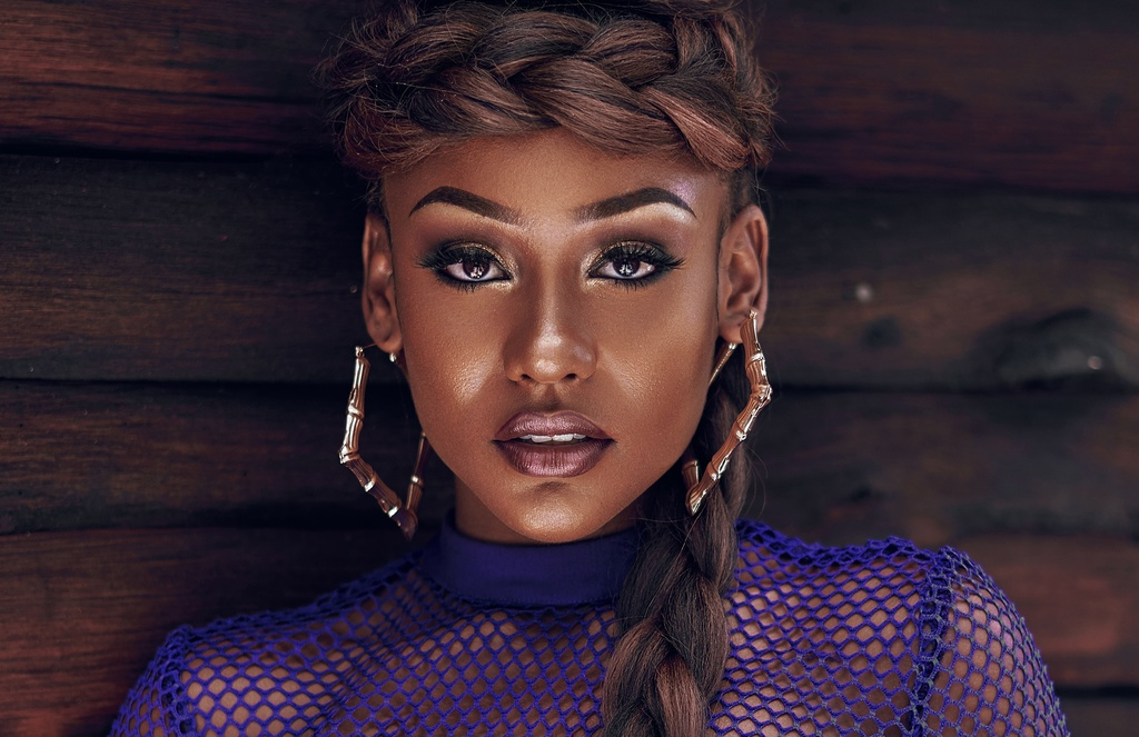 Nailah Blackman is one of the few artistes keeping fans entertained on social media during this time of social distancing.