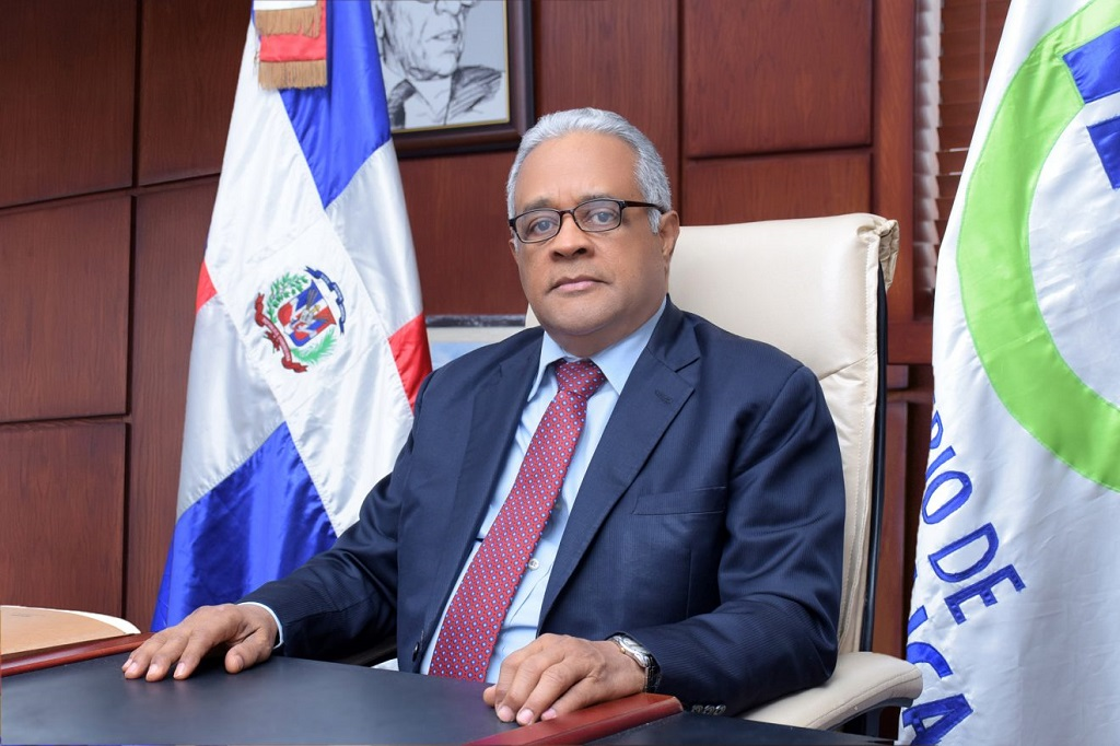 Dominican Republic Minister of Public Health, Dr Rafael Sanchez Cardenas