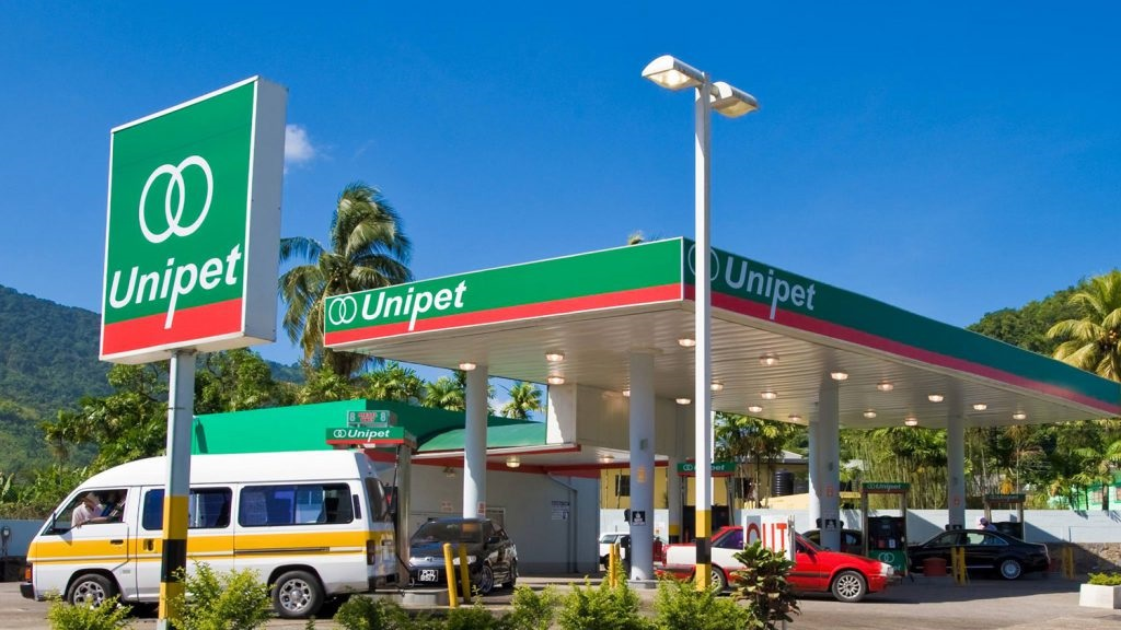 Photo of San Juan Gas Station courtesy UNIPET website.