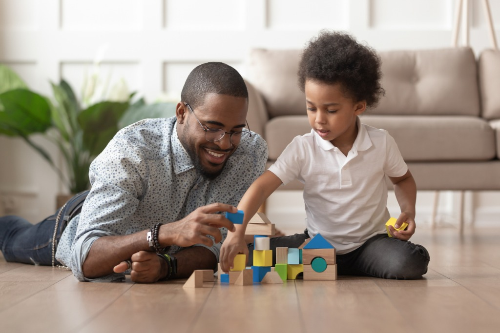 Make your aim connecting with your child, rather than getting them to do things. (Photo: iStock)