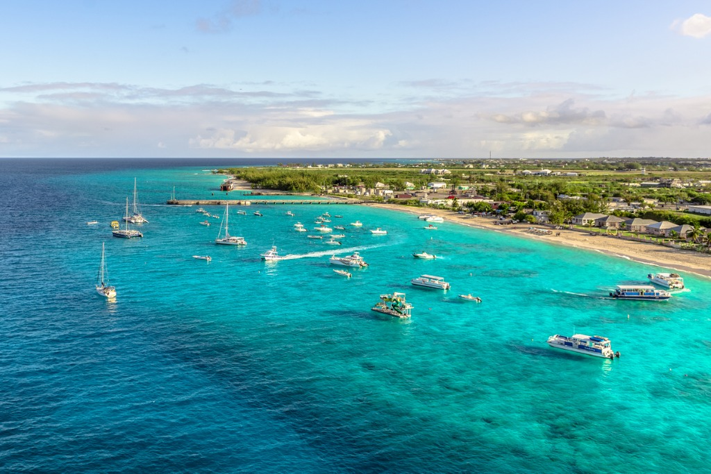Photo via iStock- Grand Turk