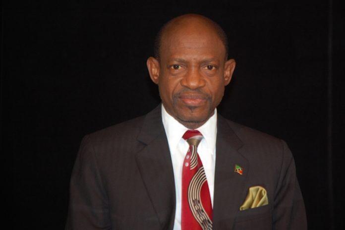 Former Prime Minister of St Kitts and Nevis, Dr Denzil Douglas (FILE)