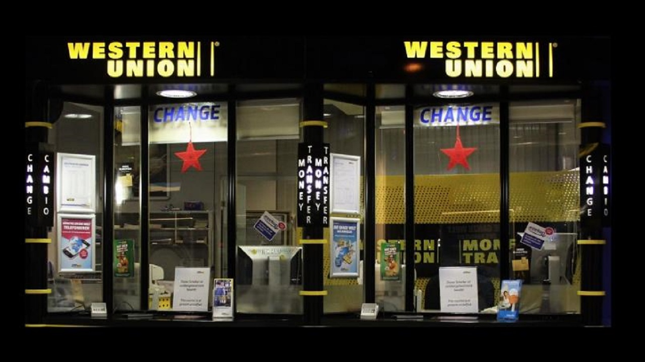 The company urged users to download the Western Union app on their mobile devices, as it might become an easier way to send and receive money in the future.