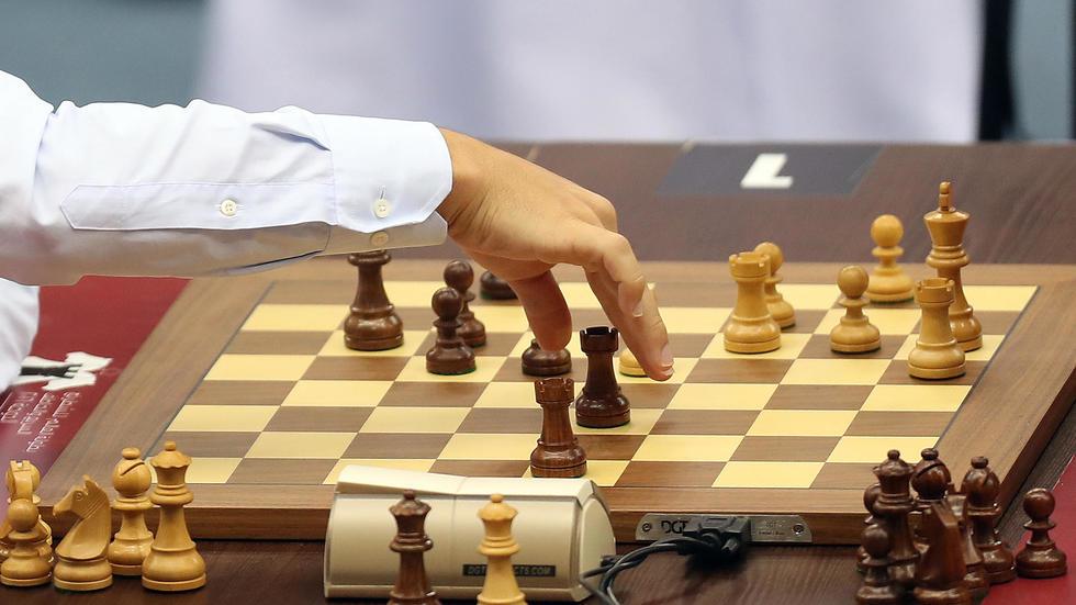 Coronavirus: En manque de sports à la télé ? Regardez les échecs. Photo: AFP